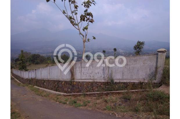 Tanah VIEW 360*,Lokasi TOP u/ VILLA,PERTANIAN,CLUSTER di Pangalengan Bdg 13189468