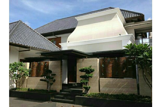 rumah mewah bernuansa clasik dan modern didaerah jati padang 17935003