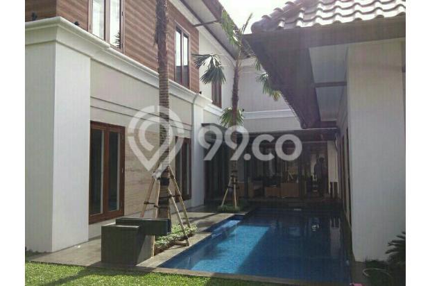 rumah mewah bernuansa clasik dan modern didaerah jati padang 17935006