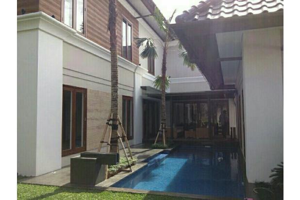 rumah mewah bernuansa clasik dan modern didaerah jati padang 17935007