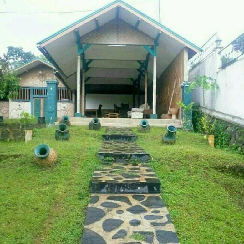Rumah semi villa ex café ada view, Jatihandap Bandung