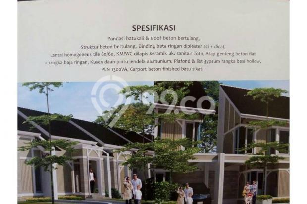 Rumah dijual cianjur murah pinggir jalan aman 12396957