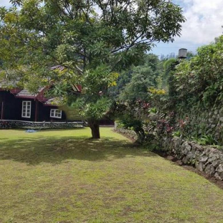 Dijual Villa Nyaman Istimewa di Tretes Raya, Pasuruan