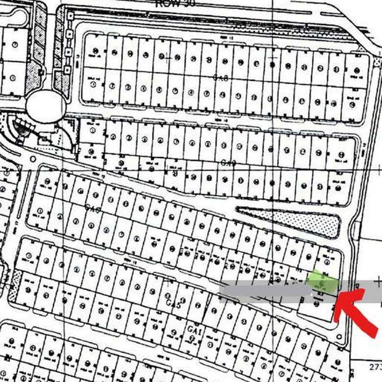 Kavling siap bangun lokasi dekat Campus & next pengembangan New CBD sangat strategis area perumahan elite Surabaya barat