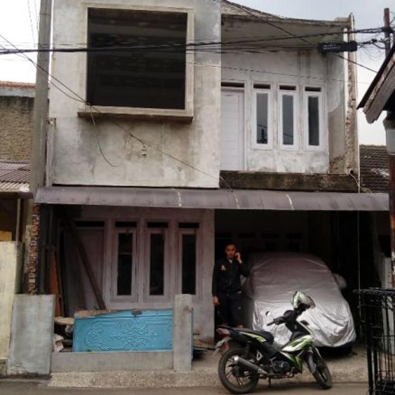 Jual Cepat Rumah 2 Lt On Progres Murah Antapani Bandung