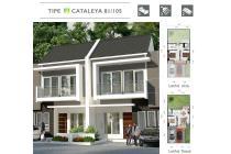 Cluster Botania 2 Residence Tipe Chrysant merupakan tipe rumah berlantai 2