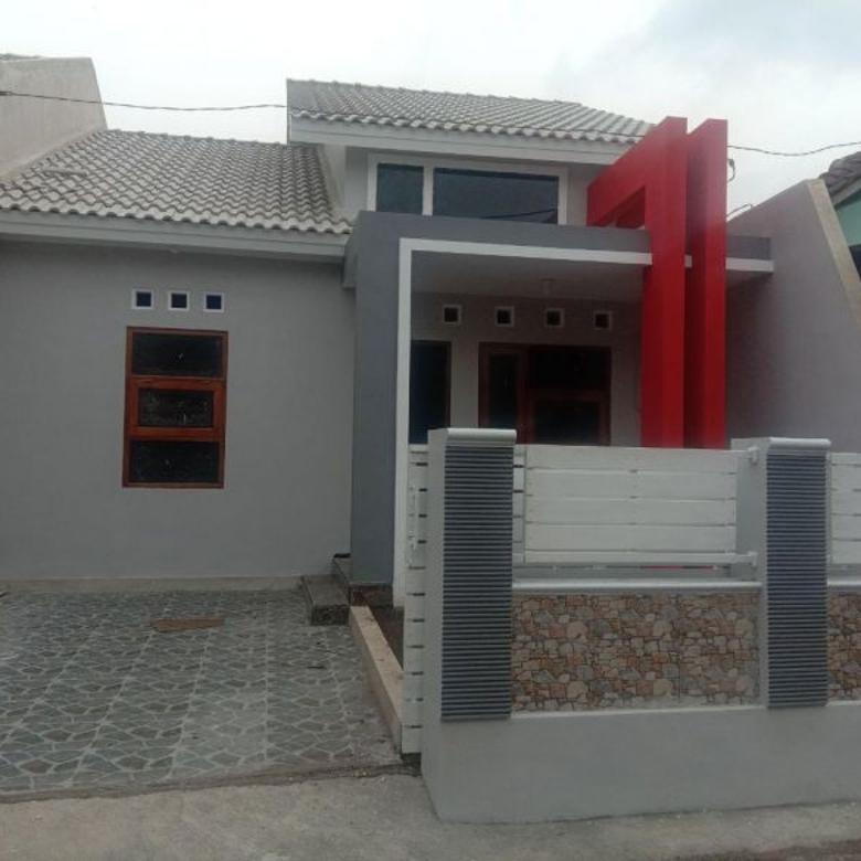 Rumah cantik LT.110m ada 3KT di Purwomartani
