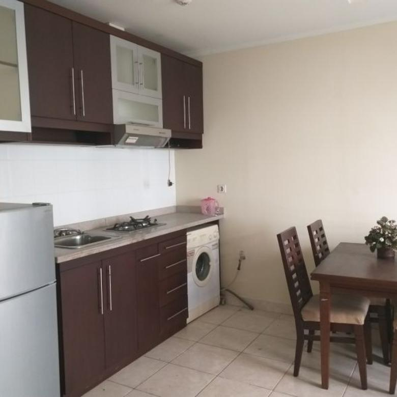 DIJUAL !! Apt. Moi Tower Manhattan Bay Full Furnish ,Harga OK