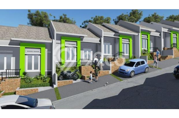 rumah dengan design modern di daerah bandung barat harga murah 14318642