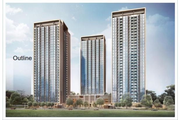 Rp2,94mily Apartemen Dijual
