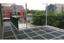 Rumah Hook siap huni cluster Taman Sari full furnished