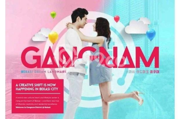 Dijual Perdana Apartemen Mewah Fasilitas Lengkap di Gangnam District Bekasi 13962134