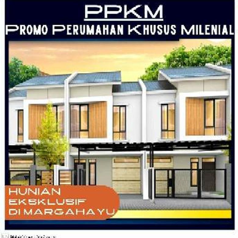 Rumah Minimalis Di Margahayu Dekat Pusat Kota Bandung Solisi Investasi Menguntungkan Buat Sobat Property