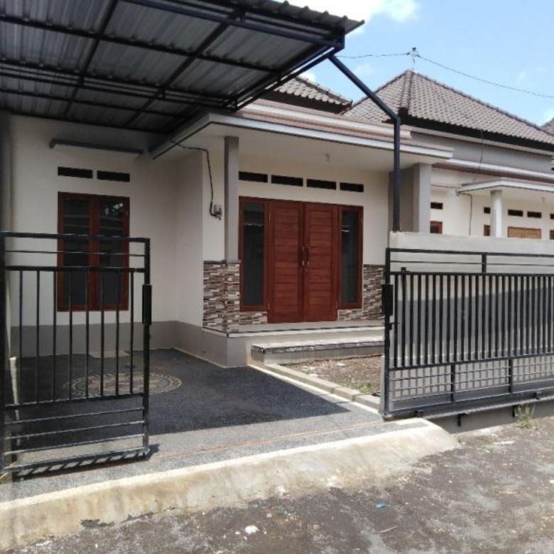 rumah murah minimalis lingkungan asri kediri tabanan