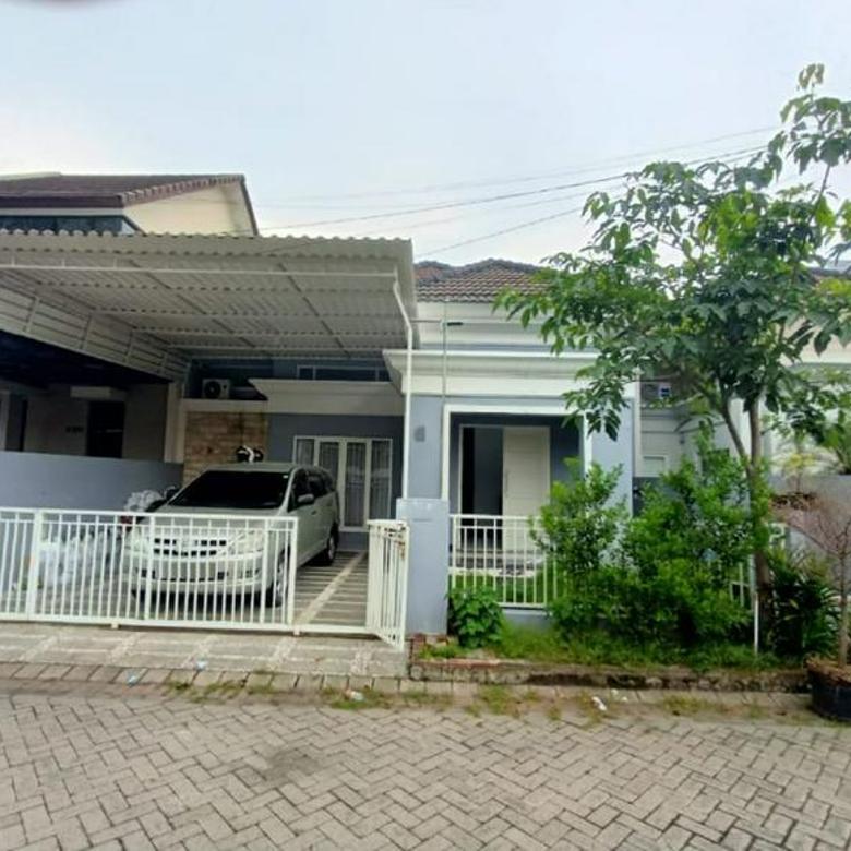 Rumah Bagus 1,5 Lt Siap Huni Row Jalan Super Lebar