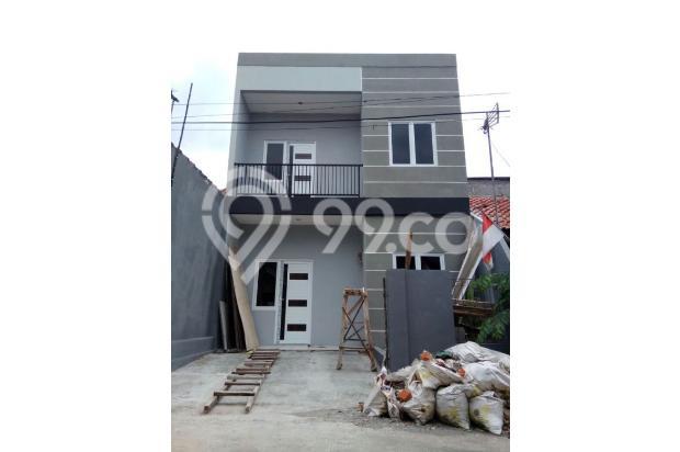 rumah secondary di villa ciomas indah akses dekat ke stasiun bogor 16846078