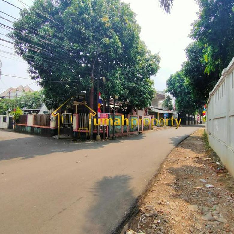 Rumah Tua Hitung Tanah di Kemang Pejaten Barat Jakarta Selatan