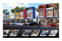 Dijual Ruko Bavaria Lokasi Strategis Gading Serpong, Tangerang