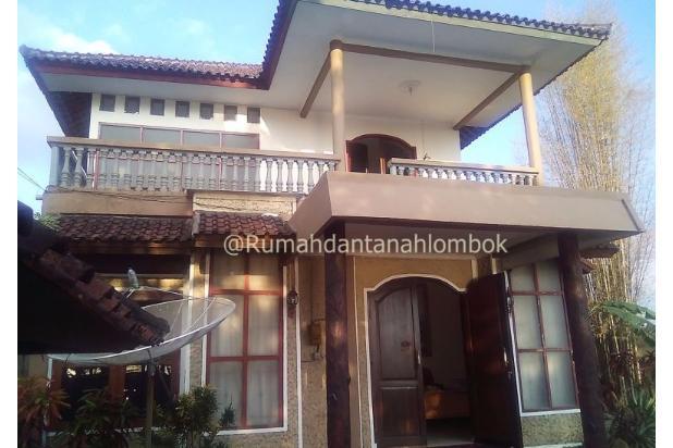 villa pinggir pantai di montong dekat senggigi lombok