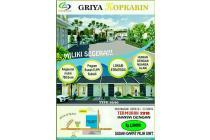 Rumah Murah Subsidi Double Dinding Di Cicurug Sukabumi