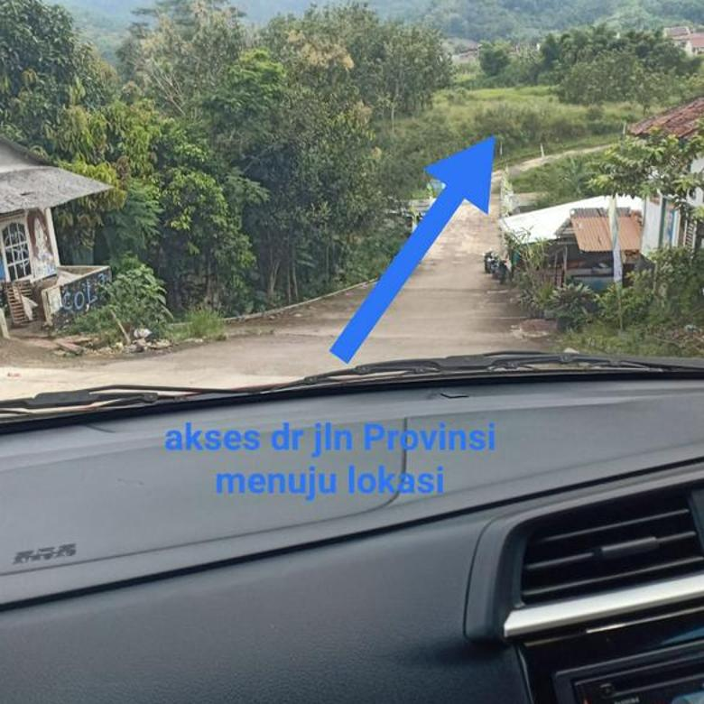 Tanah Jl. Raya Cibolang Sukabumi
