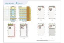 Dijual Gedung Perkantoran Minimalis di Mega Office Park Bekasi