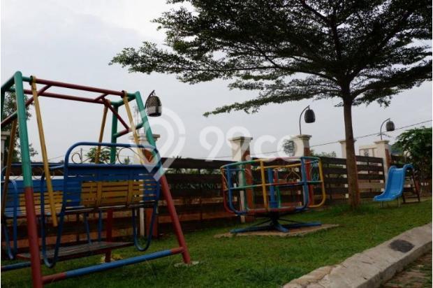 Rumah KPR, Angsuran Rendah, Fasilitas Kolam Renang di Pearl Garden Sawangan 17793779