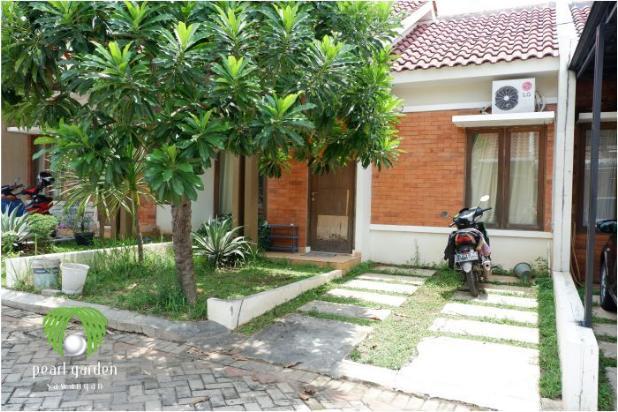 Rumah KPR, Angsuran Rendah, Fasilitas Kolam Renang di Pearl Garden Sawangan 17793777