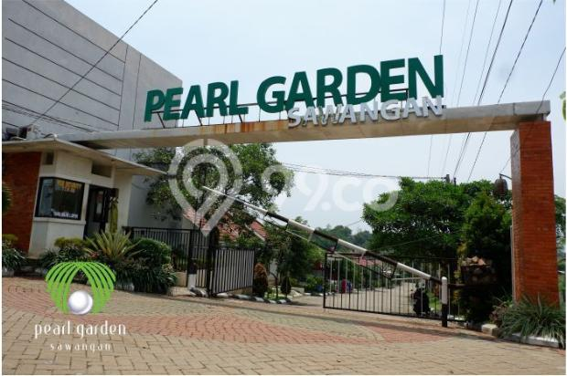 Rumah KPR, Angsuran Rendah, Fasilitas Kolam Renang di Pearl Garden Sawangan 17793776