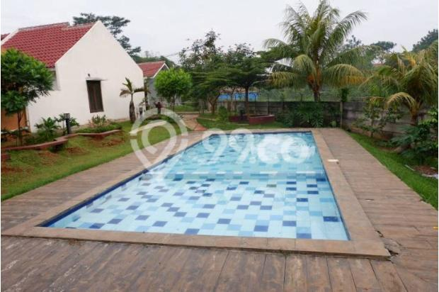 Rumah KPR, Angsuran Rendah, Fasilitas Kolam Renang di Pearl Garden Sawangan 17793780