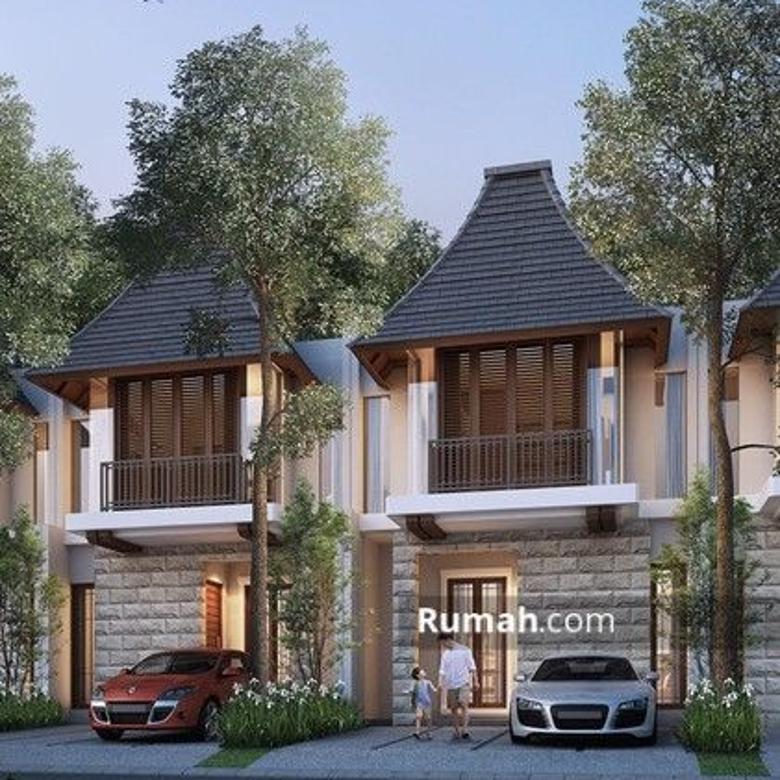 PROMO !! GRIYA REMPOA rumah 2 lantai nyaman di Selatan Jakarta