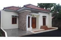 Rumah Murah Minimalis Dekat Mall DTC Depok