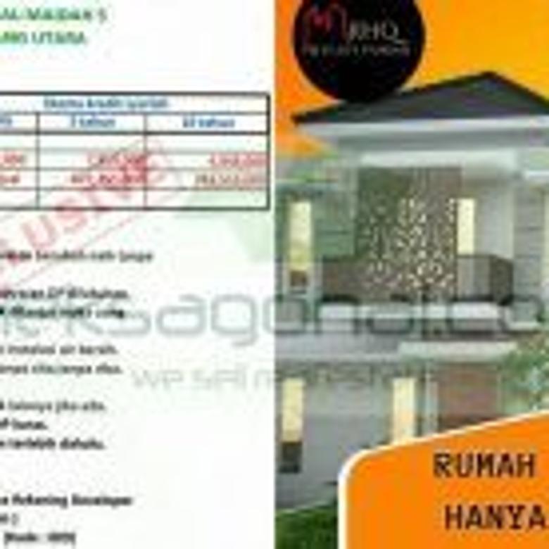 Rumah dijual Perumahan syariah di karang cikarang hks1