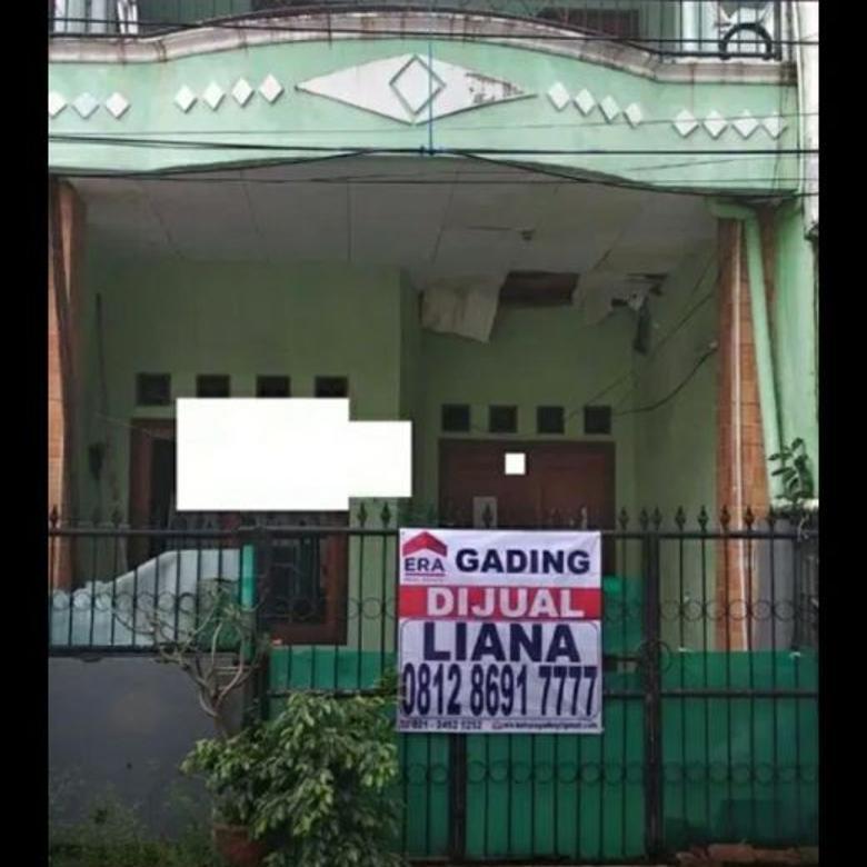 DIJUAL CEPAT Rumah Standart Jln 2Mbl di Sunter Karya , NEGO