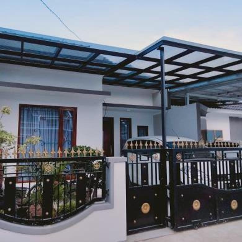 Rumah  cantik siap huni!!  asri minimalis free designBandung jawa barat