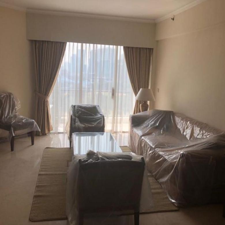 Jual Apartemen Puri Casablanca 2 dan 3 Kamar (2 Unit) Furnish