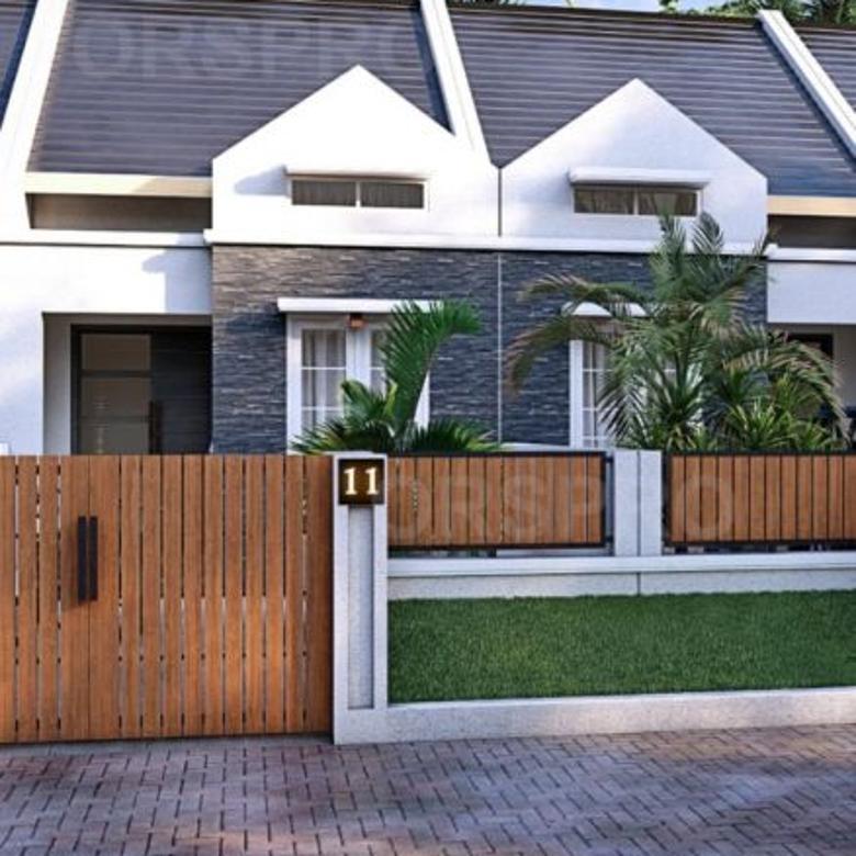Rumah Baru Medokan, 1.5 Lantai, Mewah