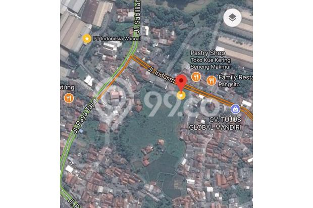 Dijual Tanah di Jl Industri Citeureup Bogor 14417941
