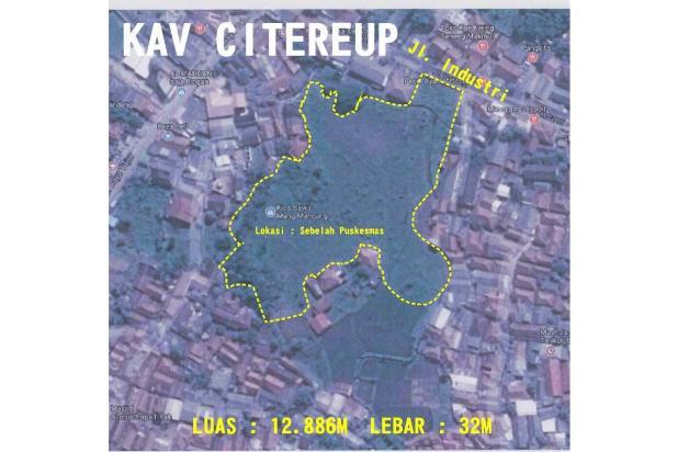 Dijual Tanah di Jl Industri Citeureup Bogor 14417940
