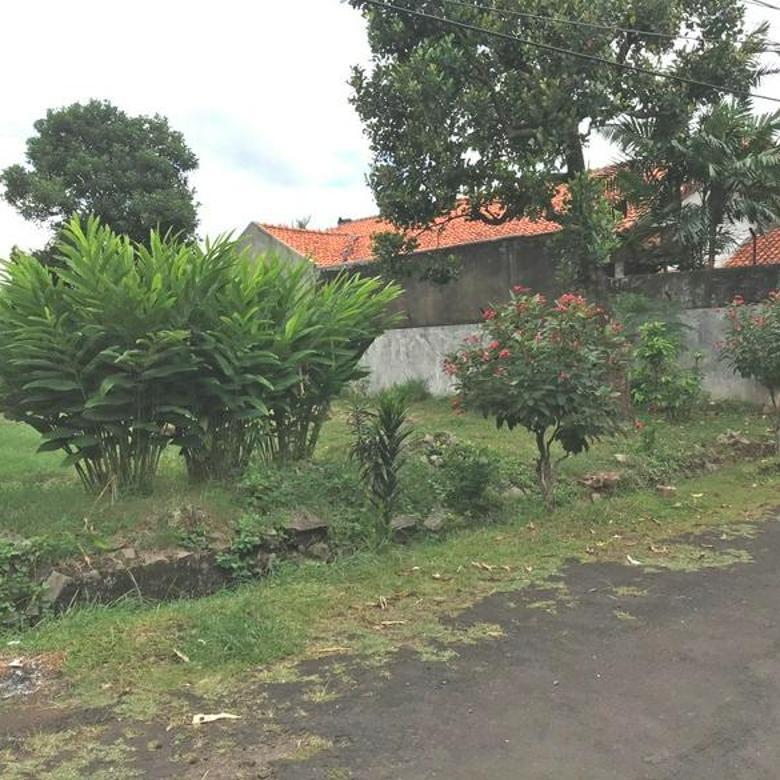 Tanah 175 m2 (7x25) Siap Bangun Depan Mall Cinere