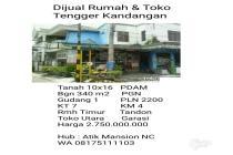 Dijual Rumah dan Toko