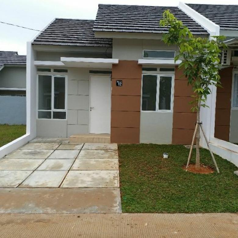 rumah sentraland dengan lokasi strategis