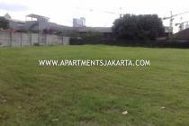 Tanah Jalan Bangka Raya dekat Kemang Dijual Murah bisa dibangun komersial