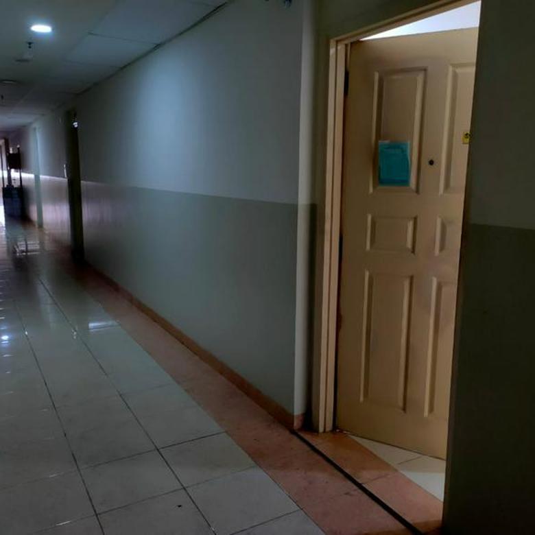Apartemen City Resort, Terawat, Siap Huni