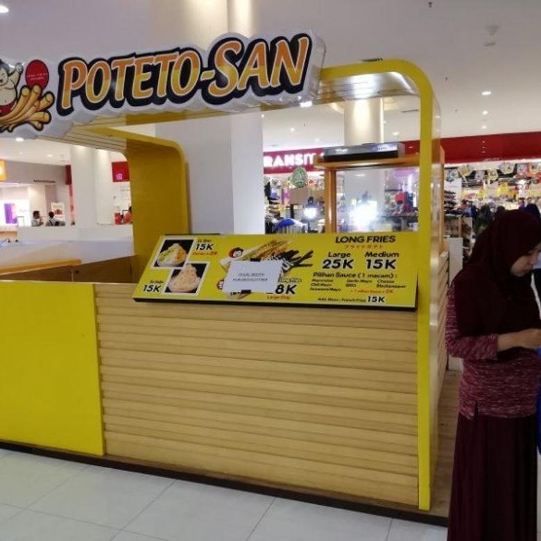 Sewa Stan Usaha di Icon Mall   Boothnya, GRESIK