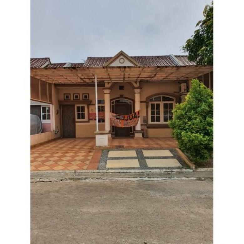 Dijual Rumah Tinggal di Bukit Serpong Mas, Tangerang Selatan