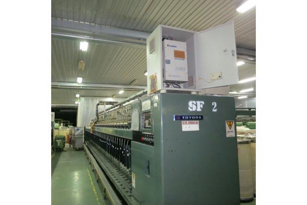 Pabrik spinning Siap Beroperasi pabrik murah Bandung 13686649