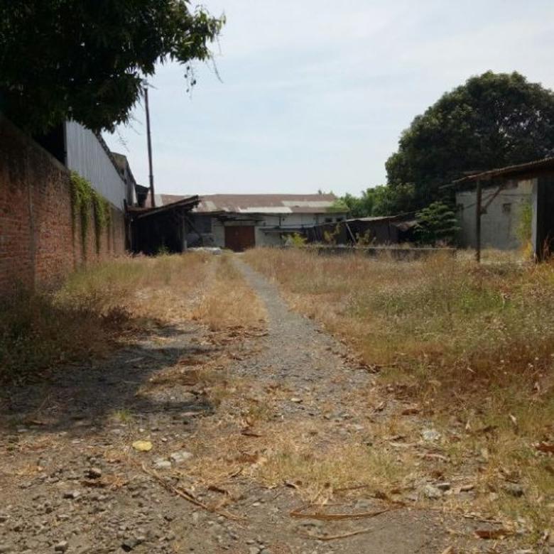 Dijual Tanah Nol Jalan Raya Kepadangan Tulangan Sidoarjo