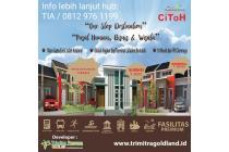 Rumah CITOH dengan fasilitas super lengkap