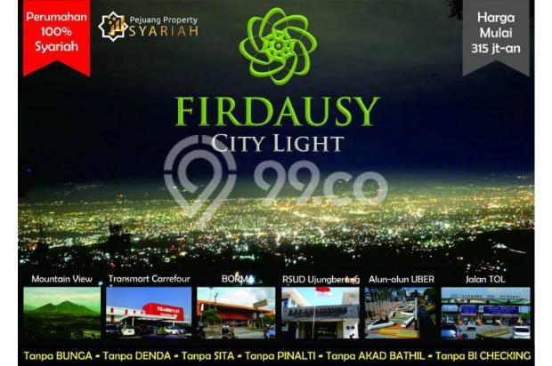 Dijual Rumah Murah skema Syariah 300jt an di Ujung Berung Bandung Timur 12941551
